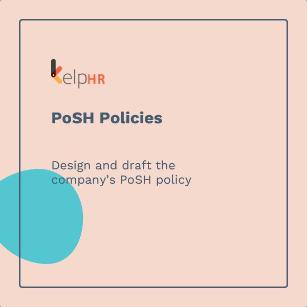 PoSH Policy